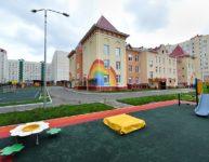 Детский сад №74 на ул. Ростовская, 58
