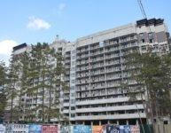 Жилой комплекс Московский квартал в Воронеже